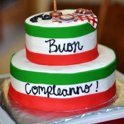 Открытка с днем рождения италия