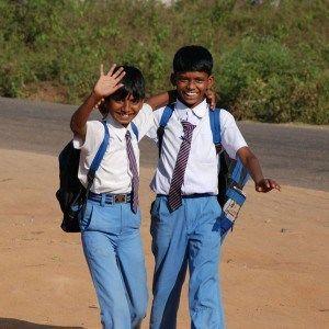 День знаний в Индии