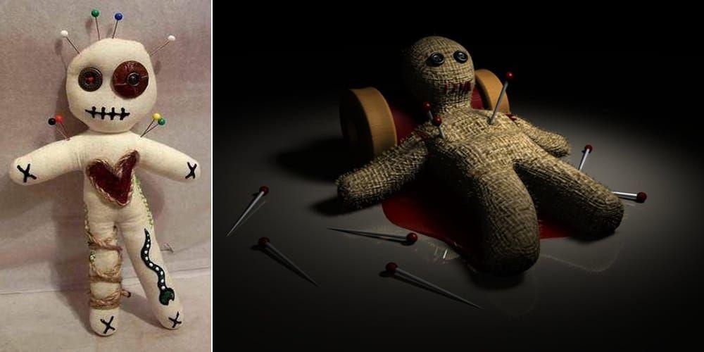 Кукла вуду на любовь в домашних условиях