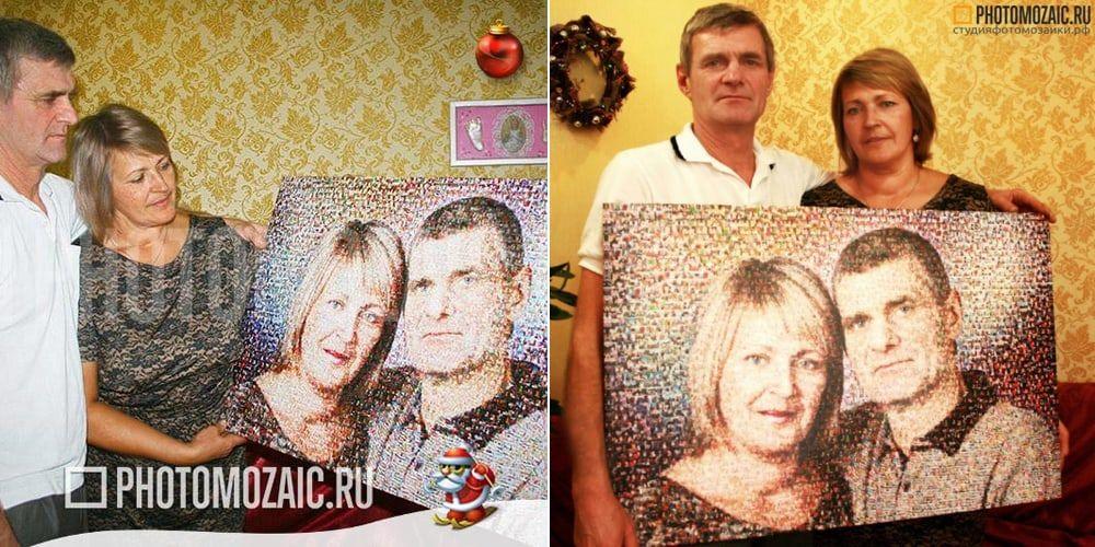 Оригинальные подарки на новых год родителям