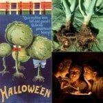 Гадание на капусте в хэллоуинскую ночь