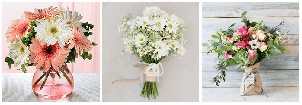 Букет цветов на День матери