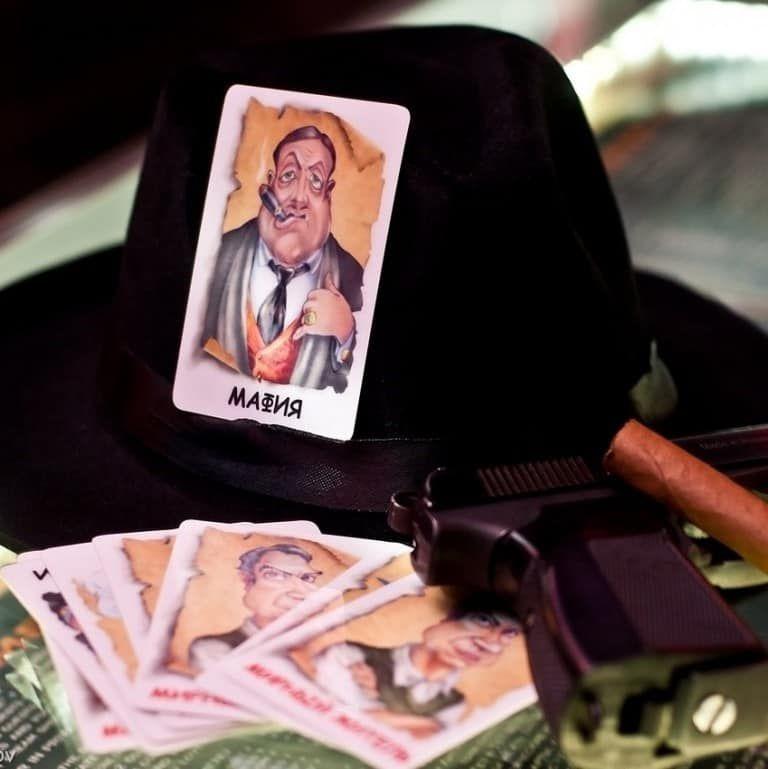 Как играть в мафию в картах таро
