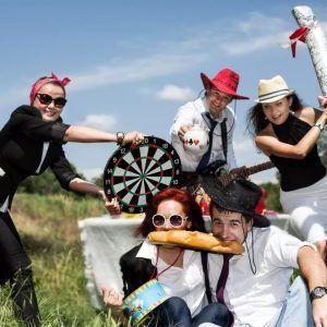 10 идей для тематической вечеринки на свежем воздухе