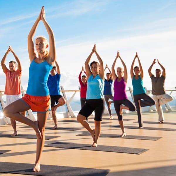 Подарки любителям йоги
