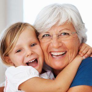 Подарок бабушке на день рождения от внука или внучки