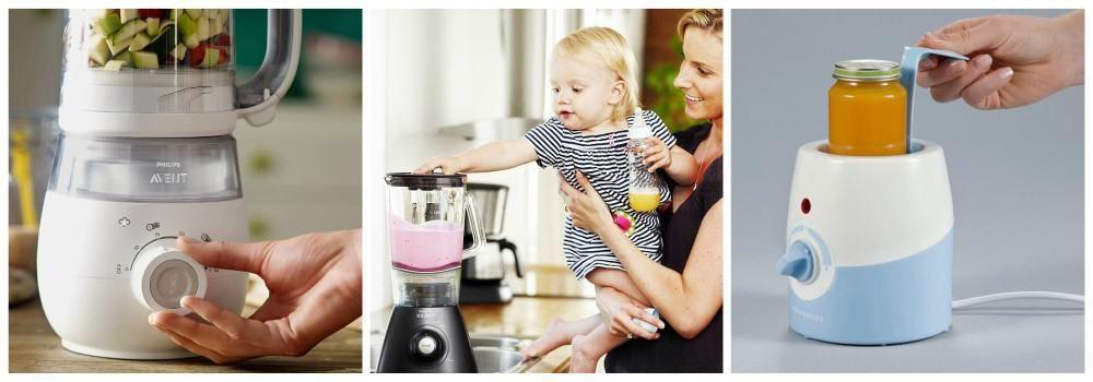 Бытовая техника в подарок для молодых мам