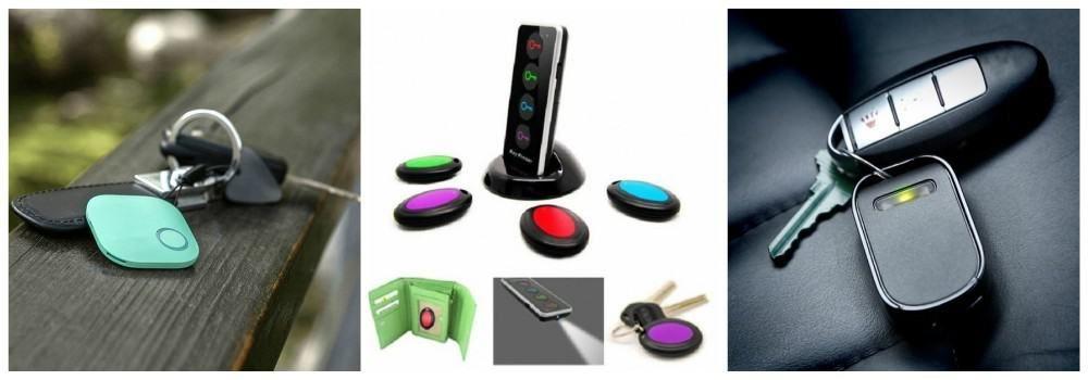 Система радиопоиска ключей на День рождения Босса: идеи подарков