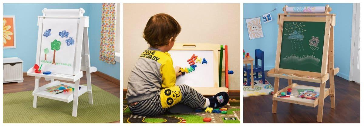 Доска для рисования в подарок для маленьких детей