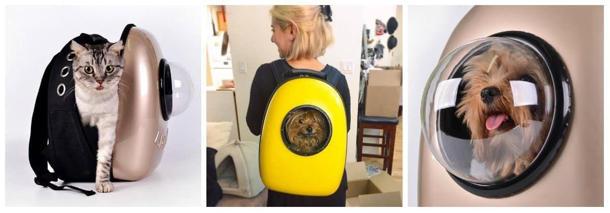 Рюкзак с иллюминатором в подарок сестре на Новый год 2018