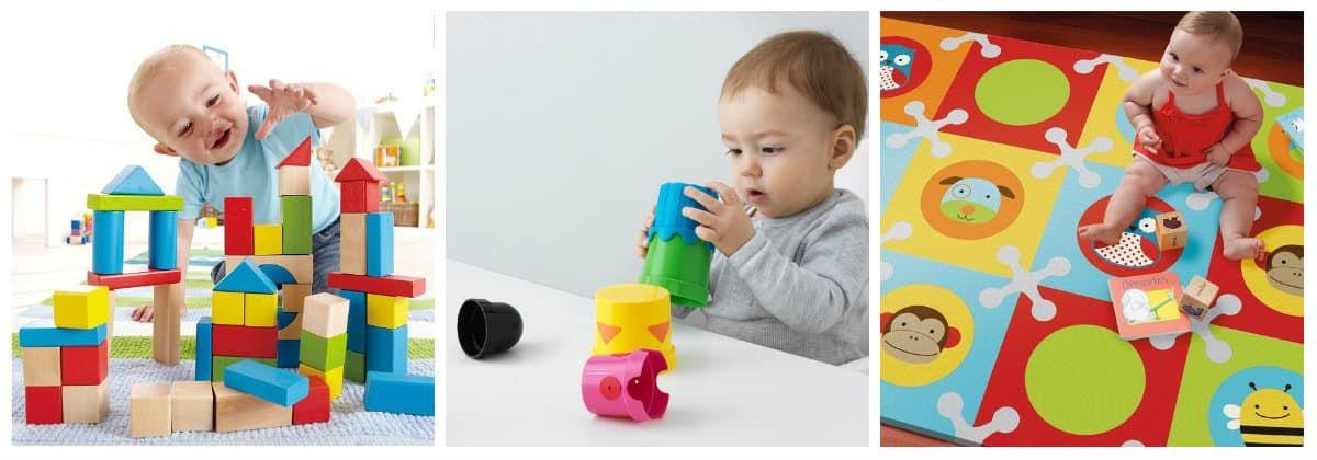 Конструктор в подарок для маленьких детей