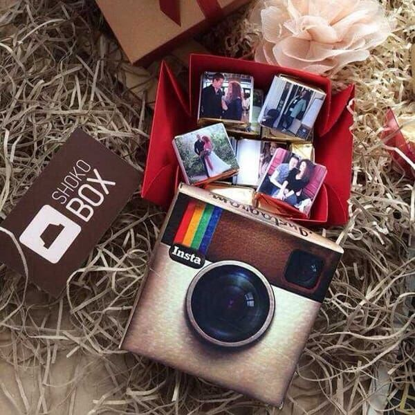 Instagram фото в подарок женщине-козерогу