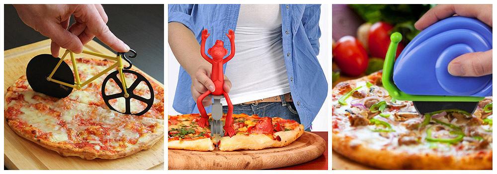Нож для пиццы в подарок