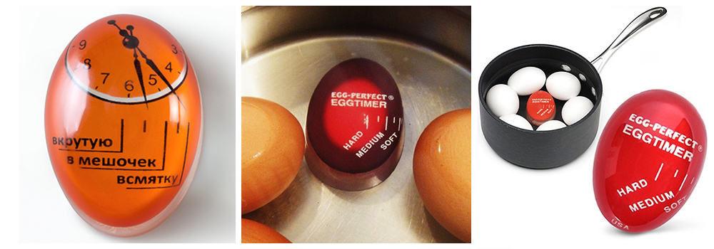 Таймер для варки яиц в подарок