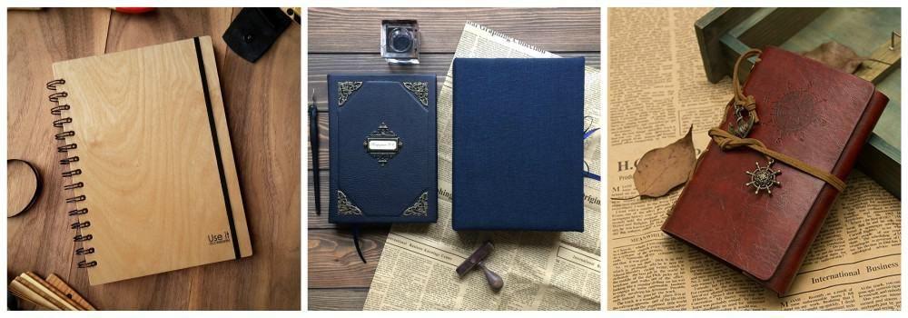 Блокноты и ежедневники в подарок учителю на 23 февраля