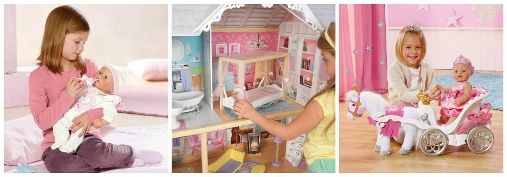 Кукла в подарок дочке на 8 марта