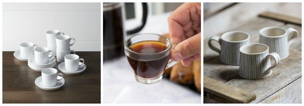 Набор чашек для эспрессо