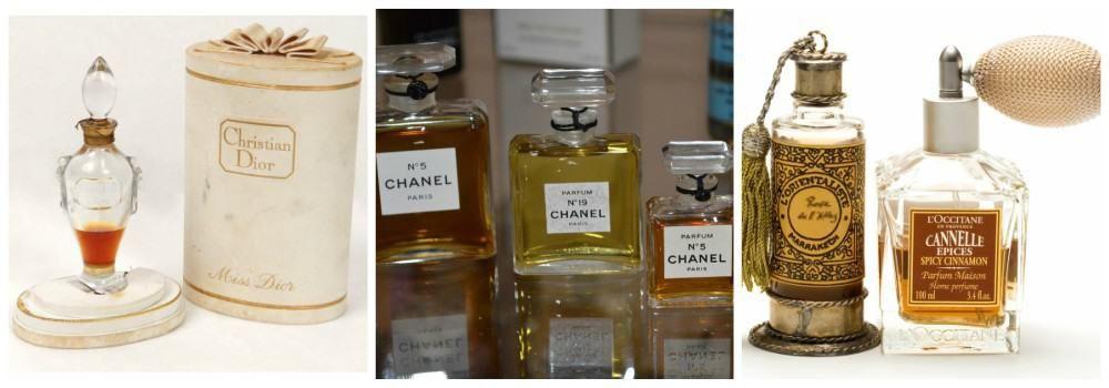 Винтажная парфюмерия из Франции