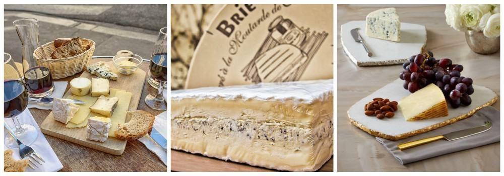Что привезти из Франции: сыр