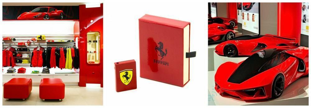 Сувенирная продукция Ferrari