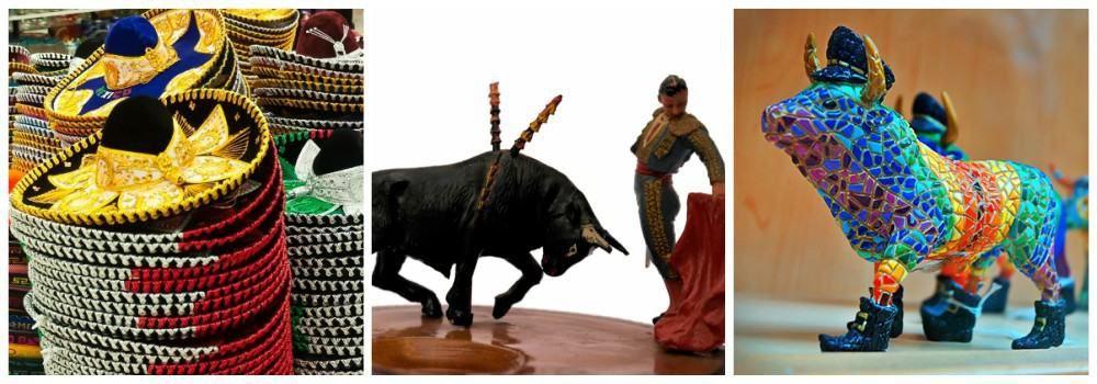 Коррида: тематические сувениры