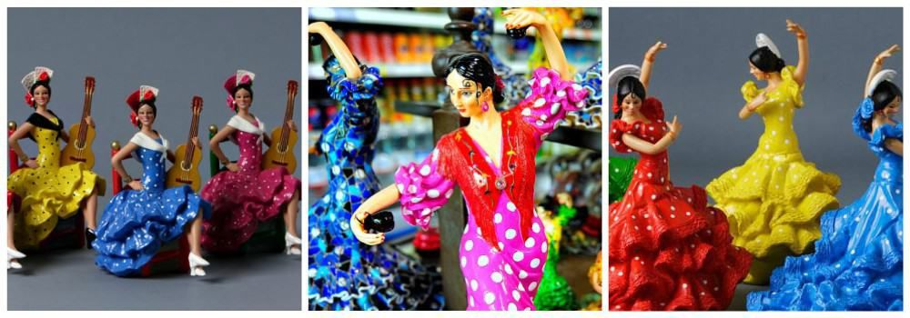 Фарфоровые танцовщицы