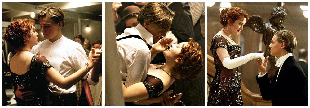 Свидание как в кино Титаник на День влюбленных