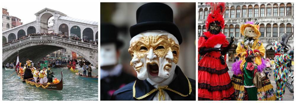 Венецианский карнавал сегодня