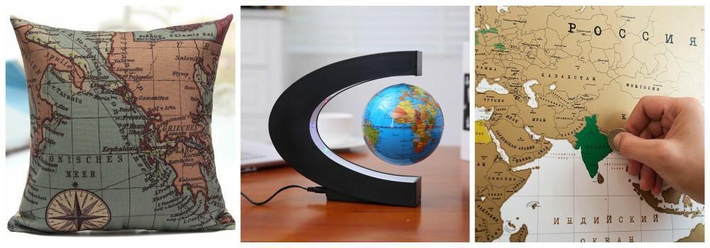 Гео-подарки на День Земли
