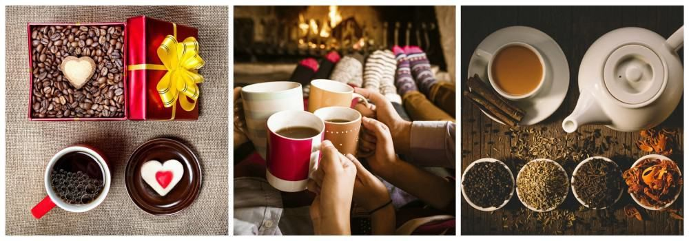 Чай и кофе в подарок на Всемирный День неторопливости