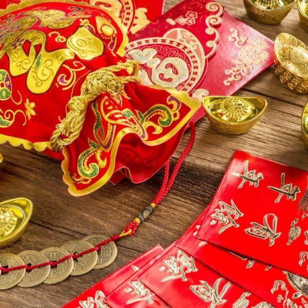 Китайский Новый год: подарки