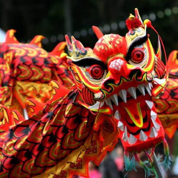 Китайский Новый год: мифология