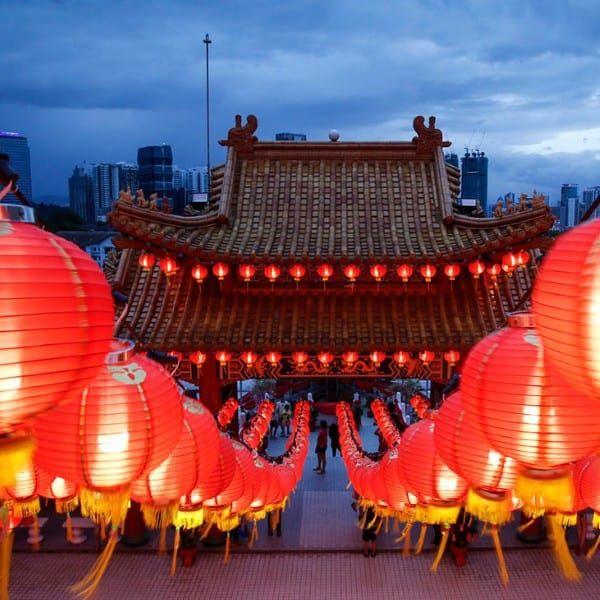 Китайский Новый год: празднование