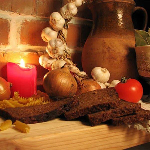 Пища в Прощеное воскресенье