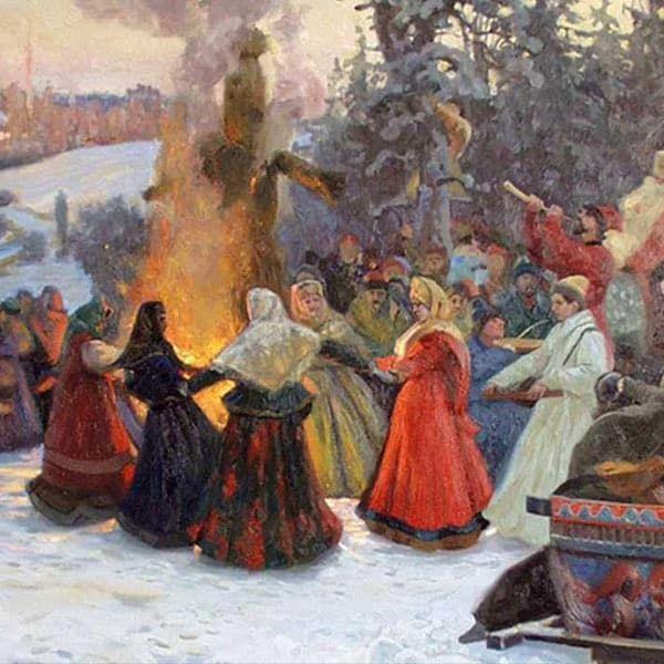 Традиции в Прощеное воскресенье