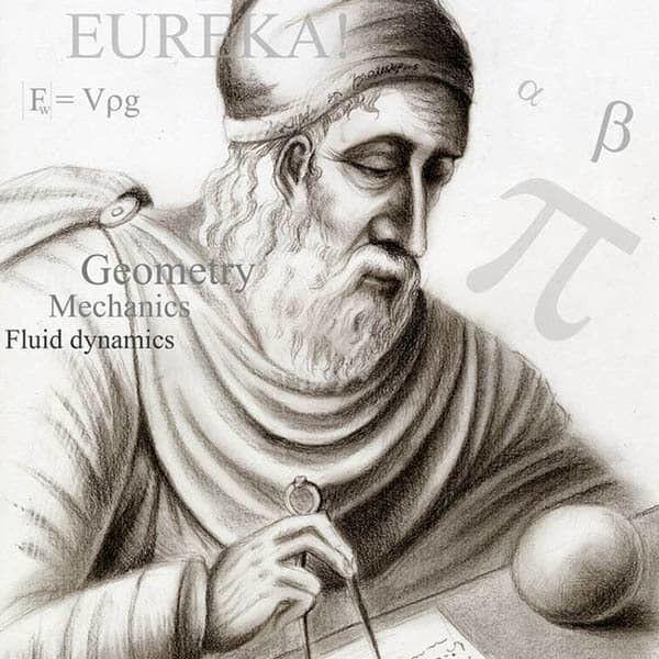 Архимед и День числа пи
