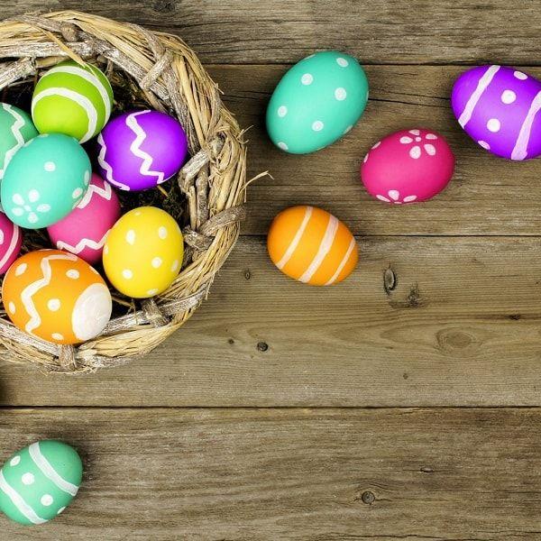 Красим яйца к Пасхе: 15 идей
