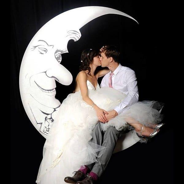 Выбор даты свадьбы по лунному календарю