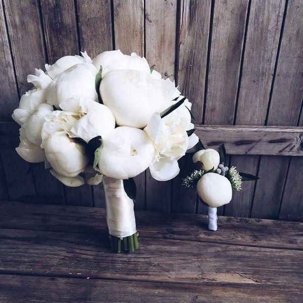 Букет невесты: как выбрать, приметы и советы