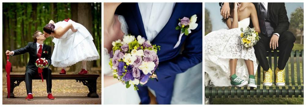 Свадебный букет: приметы