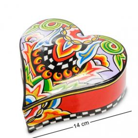 "Шкатулка ""Сердце"" бол. (Томас Хоффман) от 7 100 руб"