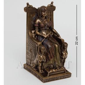 """Статуэтка """"Египетская царица на троне"""" от 4 900 руб"""