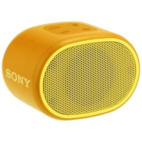 Беспроводная колонка Sony SRS-01, желтая от 3 180 руб