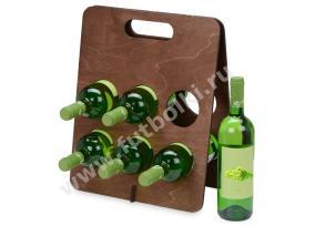 """Подставка под винные бутылки """"Groot"""" от 1 472 руб"""