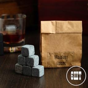 "Камни для виски ""Whiskey Stones"" (6 шт.) от 250 руб"