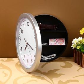 Часы-сейф настенные с тайником от 890 руб