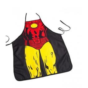 """Фартук """"Супергерой"""", черный от 430 руб"""