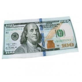 """Пляжное полотенце """"100 Долларов"""" от 1 390 руб"""