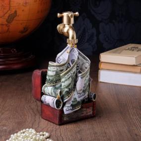 """Сувенир """"Денежный поток"""" от 970 руб"""