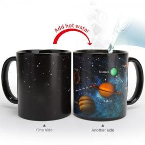 """Кружка-хамелеон """"Планеты Солнечной системы"""" от 490 руб"""